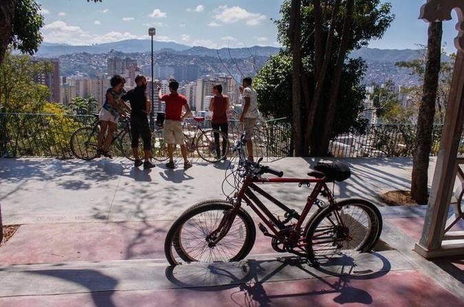 Small-Group Cycling and Politics Tour in Caracas