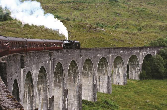 3-Day Isle of Skye and Scottish Highlands Tour from Edinburgh Including Hogwarts Express Ride