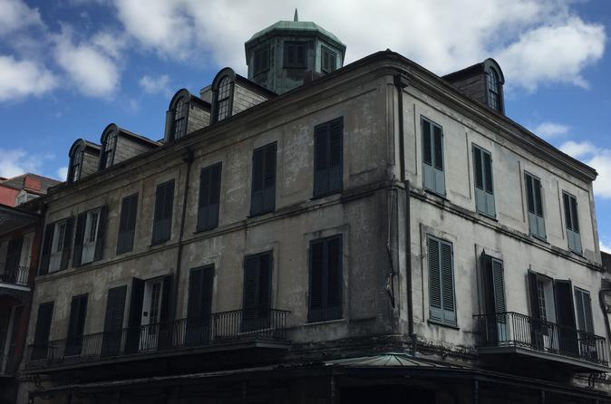 French Quarter Architecture Walking Tour