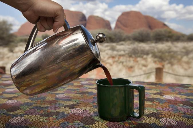 Kata Tjuta Small Group Tour including Sunrise and Breakfast image