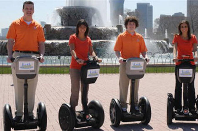 Chicago Segway Art and Architectural Tour