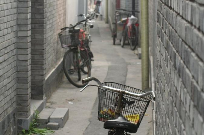 Beijing Old Hutongs Tour by Rickshaw  On The Go Tours  US