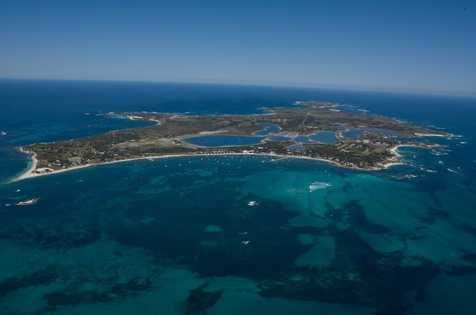 Rottnest Island Tour from Perth or Fremantle including Adventure Cruise
