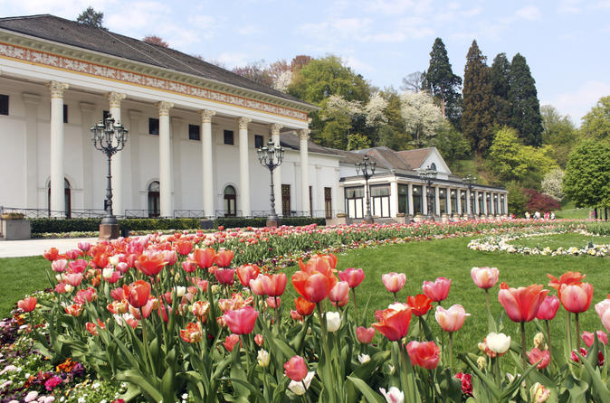 sightseeing baden baden germany