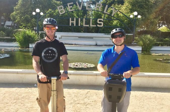 2-Hour Beverly Hills Tour By Segway