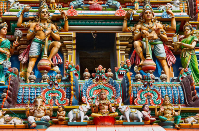 Chennai Private Sightseeing Tour with Fort St George and Lunch