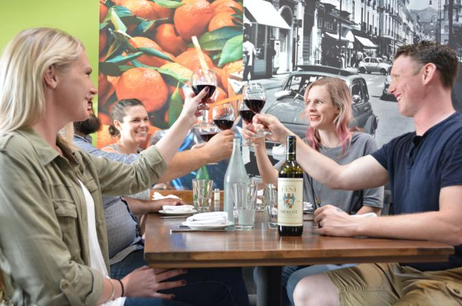 Little Italy Walking and Wine Tour in San Diego