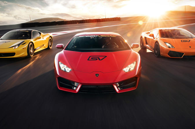 Las Vegas Exotic Car Driving Experience