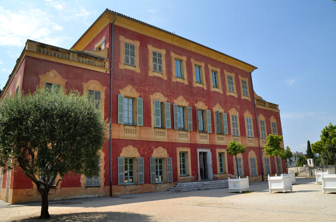 Nice Art Tour: Chagall Museum, Matisse Museum and the ... Chagall Museum