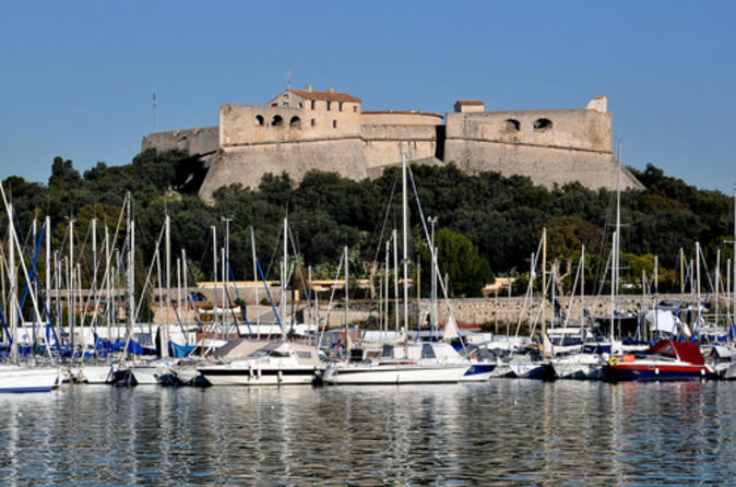 Private Tour: Cannes and Antibes Half-Day Trip from Monaco