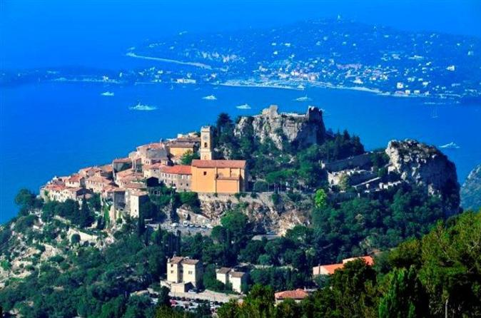 Villefranche Shore Excursion: Small-Group French Riviera in One Day Tour
