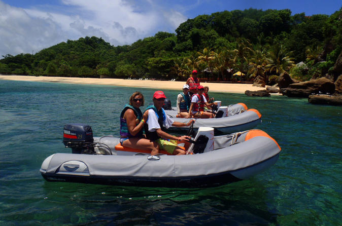 Self-drive-boat-tour-with-snorkeling-from-st-george-s-in-st-george-s-105927