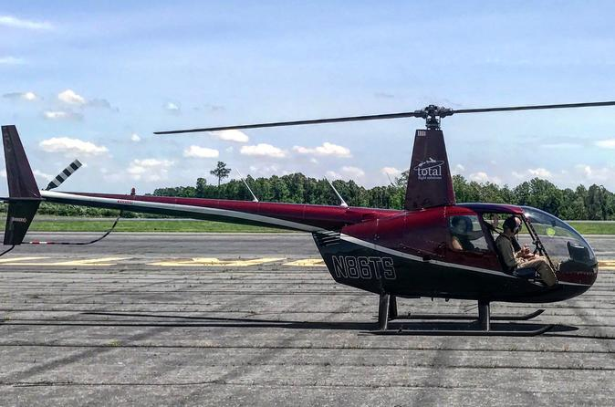 Raleigh Helicopter Adventure