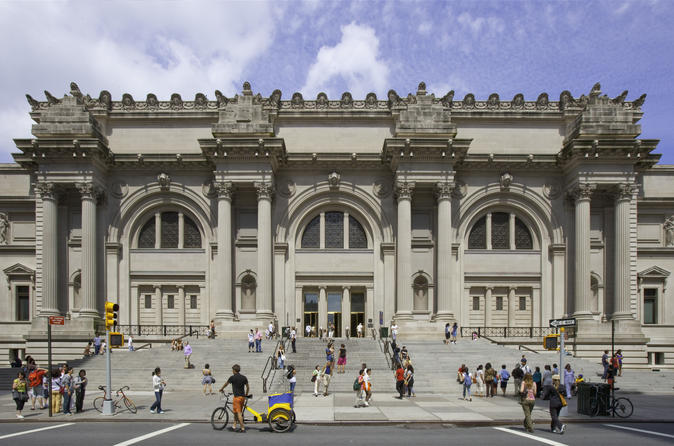 The metropolitan museum of art for Metropolitan museum of art in new york