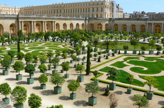 Ch teau de versailles lonely planet for Jardin chateau de versailles