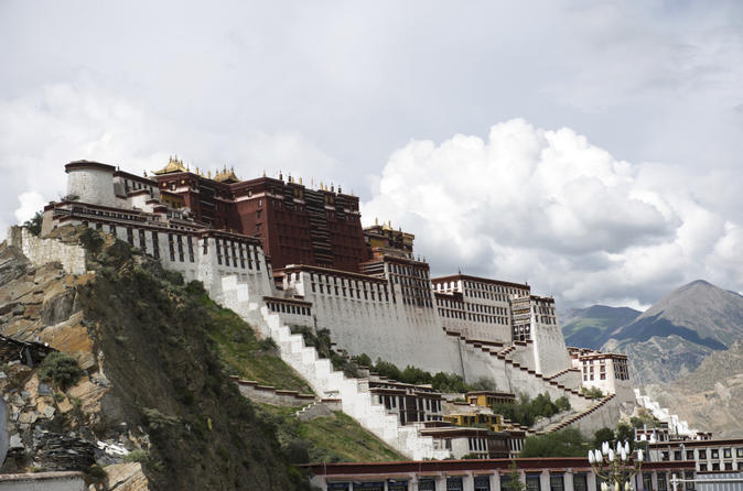 Chengdu Best of Tibet 3-Day Tour with Lhasa and Khampa La Pass