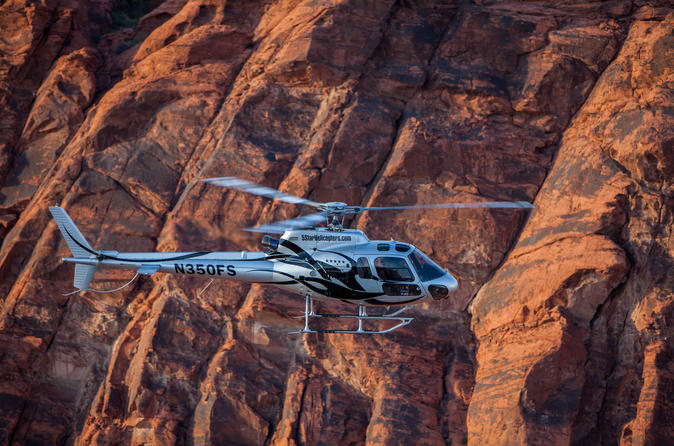 Above and Below the Rim: Grand Canyon West Rim Helicopter Flight