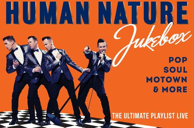 Human Nature: Jukebox Show en el hotel The Venetian Las Vegas