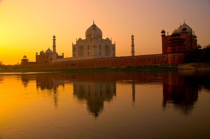 Private-Tour-4Day-Golden-Triangle-Trip-to-Agra-and-Jaipur-from-Delhi