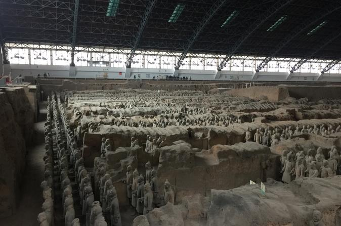 Xian Pagoda, Terracotta Warriors and Tang Dynasty Private Tour