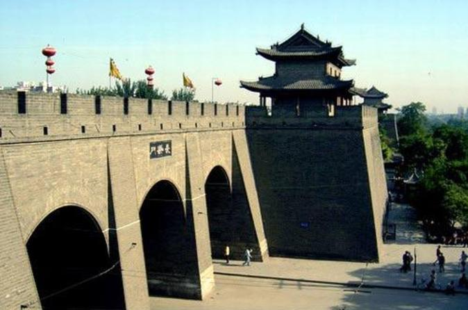 Private-tour-of-xi-an-city-wall-great-mosque-and-terracotta-warriors-in-xian-112107