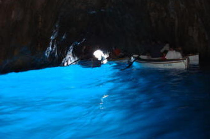 Full day Capri with Lunch (Japanese Guide) - Mybus