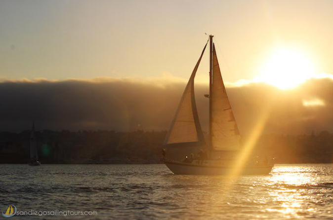2-Hour Sunset Sail from San Diego