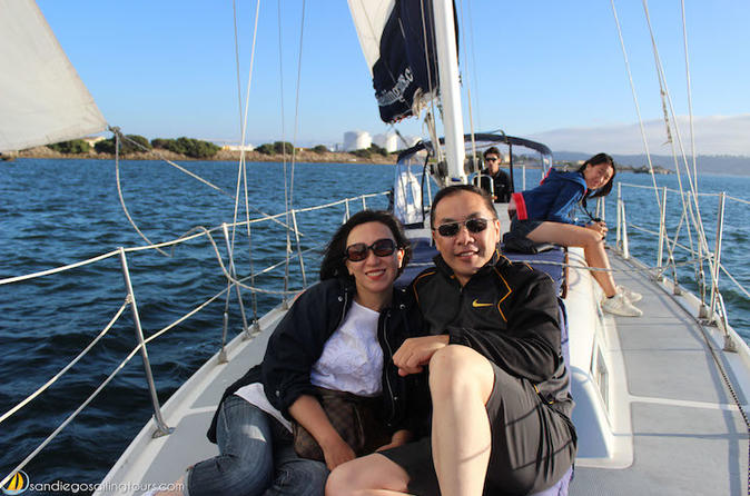 4 Hour Private Sail for up to 6 people