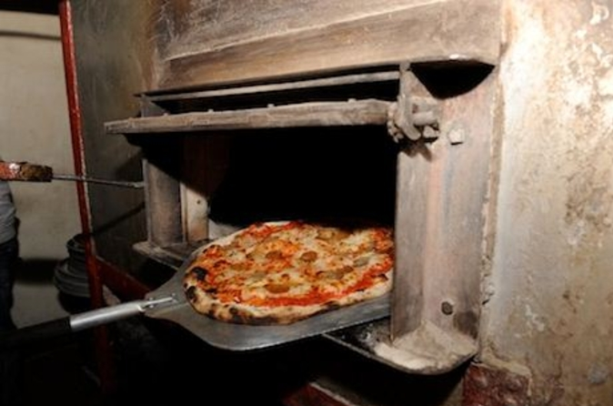 Recorrido de pizza a pie por Manhattan
