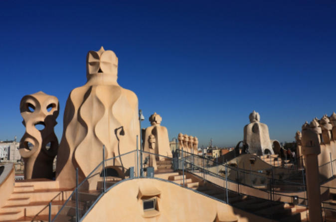Gaudí's La Pedrera at Night: A Behind-Closed-Doors Tour in Barcelona