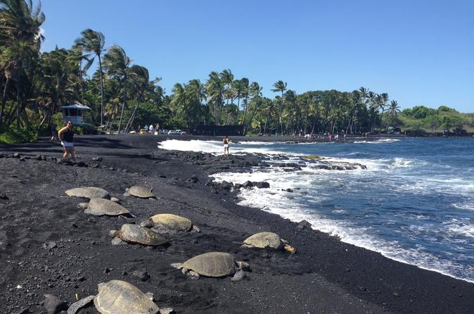 Circle The Big Island Of Hawaii Along A Natural Path Around Biggest Hawaiian During This Full Day Tour You Will Visit Volcanoes National