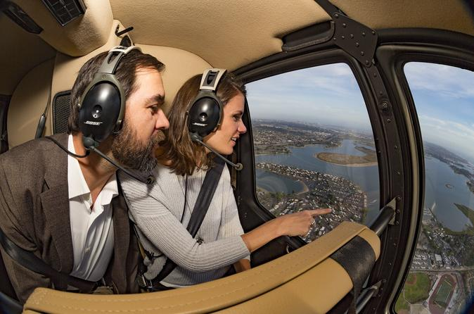 San Diego 30-Minute Helicopter Tour