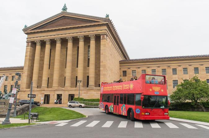City Sightseeing Philadelphia Hop-On Hop-Off Tour