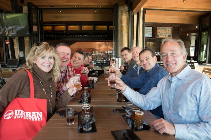 Cincinnati Brewery and Barbecue Tour