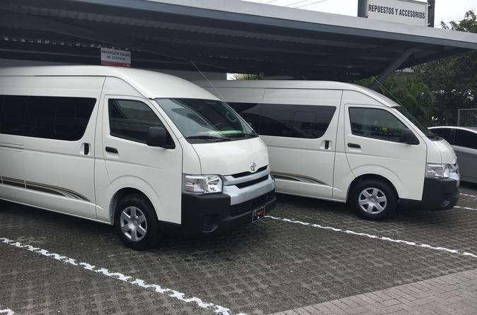 Direct Transfer Liberia Airport to Guanacaste Hotels