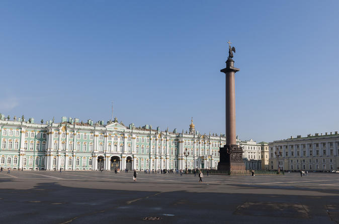 Museum of the defence blockade of leningrad lonely planet for Tour hermitage