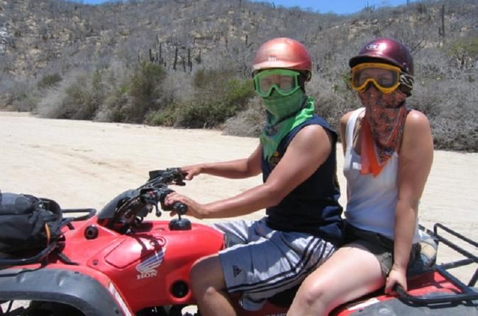 Migriño Atv Desert And Beach Tour