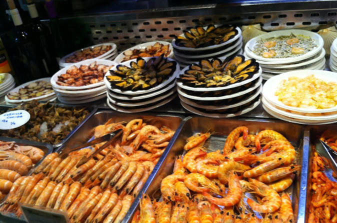 Madrid Tapas and Wine-Tasting Tour