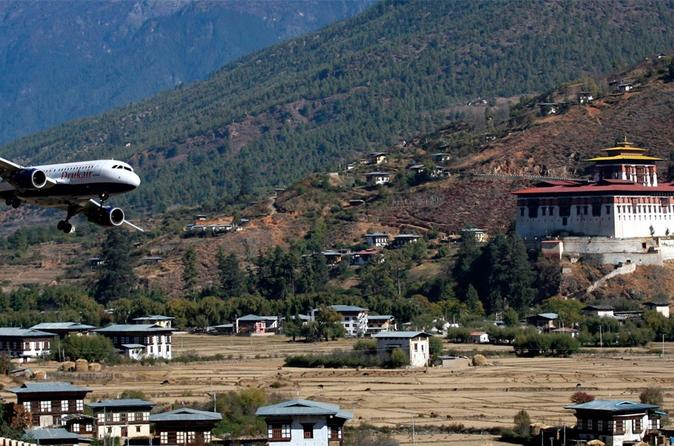 Private 4-Night Tour: Glimpses of Bhutan