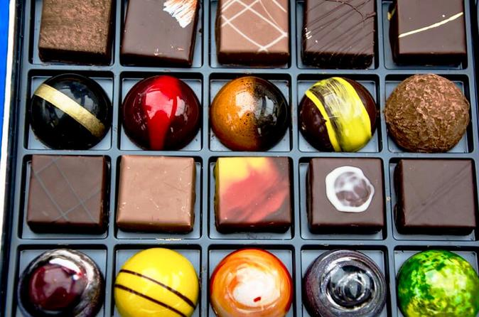 Chocolate Flavours: 3-hour Tasting and Culture Tour of Geneva
