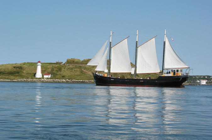 Tall Ship Silva Sailing Cruise
