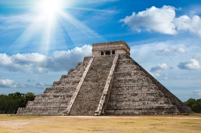 Day Trip to Chichen Itza with Cenote Swim and Lunch