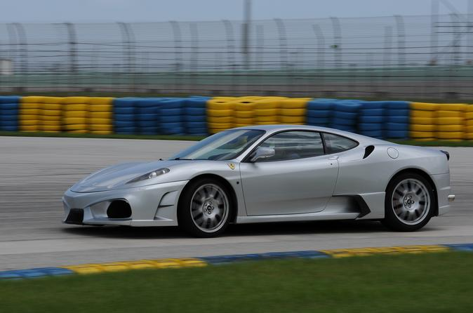 Miami Exotic Auto Racing Experience
