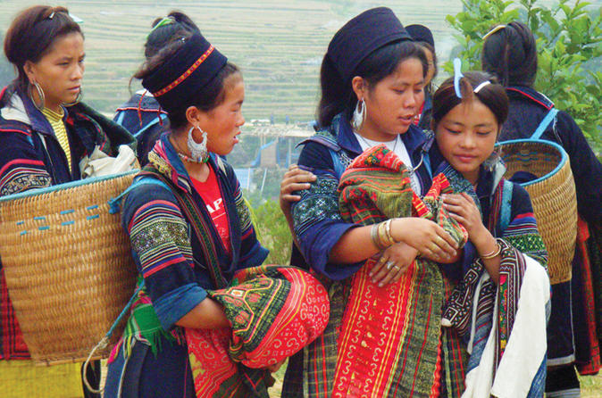 4-night-sapa-and-hill-tribes-trek-with-round-trip-transport-from-hanoi-in-hanoi-131753