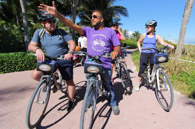 Miami Beach Bike Tour