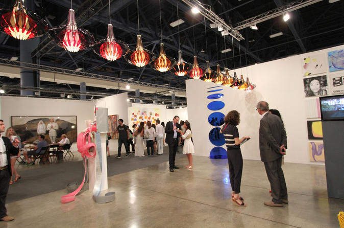 Art Basel and Art Miami Week VIP Tours