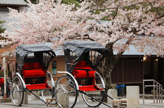 Private Custom Tour: Kyoto in One Day