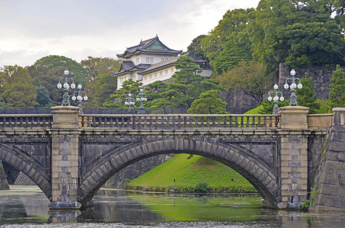 Tokyo in a Day Private Custom Tour Half- or Full-Day Option