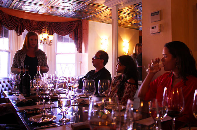 Boston's North End Wine Tour
