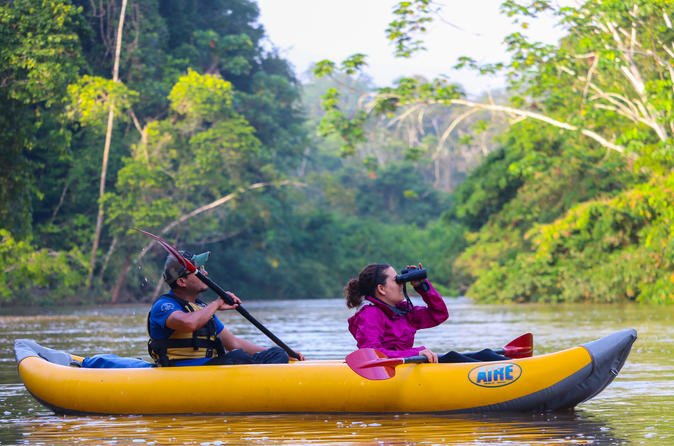 AMAZON KAYAK & GALAPAGOS ADVENTURE 10 DAYS